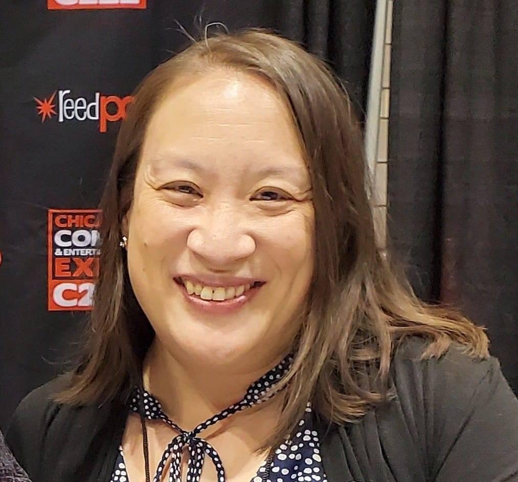 Copy/Line Editor Helen A. Lee