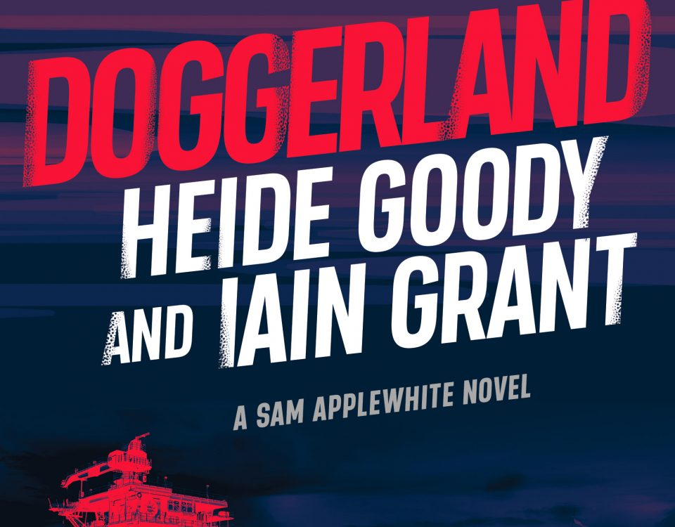 cover of book Doggerland, by Heide Goody and Iain Grant